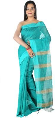 Rupashi Self Design Phulia Handloom Cotton Sari