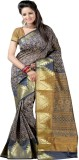 Sanju Sarees Self Design Mysore Jacquard...