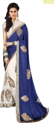 Limozine Creation Embriodered Fashion Satin Sari