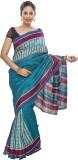 Jashn Embroidered Bollywood Silk Saree (...