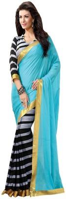 FASHION N DEALS Self Design Bollywood Art Silk Sari