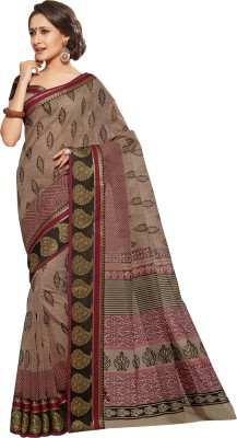 Brijraj Printed Fashion Cotton Sari