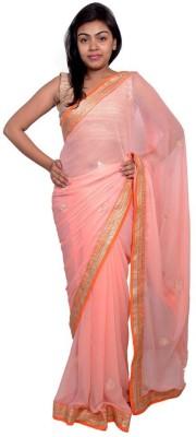 Kanchan Shree Embellished Bollywood Chiffon Sari