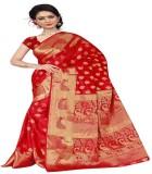 Hardik Printed Assam Silk Art Silk Saree...