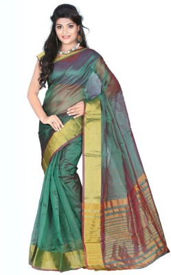 Meghalya Embriodered Fashion Art Silk Sari