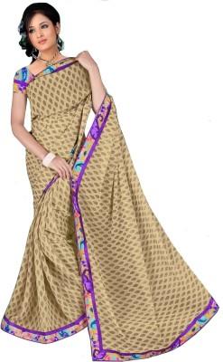 365 Labels Printed Fashion Chiffon Sari