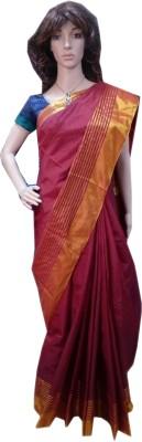 sri ranjana cnp Printed Chinnalapattu Silk Cotton Blend Sari