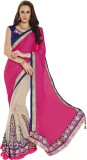 Odhni Embroidered Bollywood Satin, Net S...