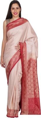 Chhabra Xclusive Printed Banarasi Art Silk Sari