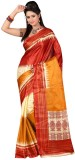 Shristy Fashion Printed Assam Silk Art S...