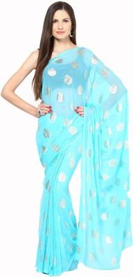 Soundarya Printed Daily Wear Chiffon Sari