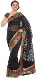 Kataan Bazaar Self Design Banarasi Net S...