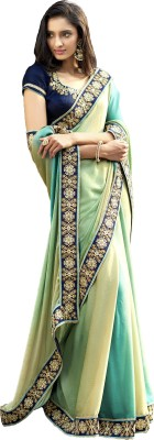 Ekjhalak Embriodered Fashion Jacquard Sari