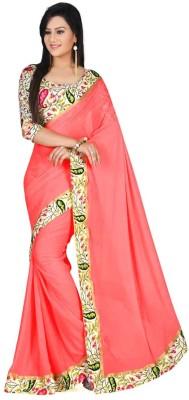 ambey shree trendz Paisley Fashion Synthetic Sari