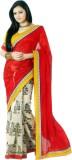 Sunaina Printed Fashion Synthetic Saree ...