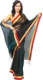 Slice Of Bengal Woven Jamdani Handloom C...