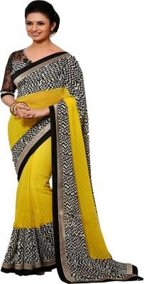 Manjaree Printed Bollywood Georgette Sari