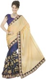 New Age Diva Solid Bollywood Georgette S...