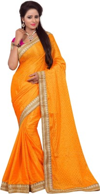 Rachaiyta Self Design Fashion Georgette Sari