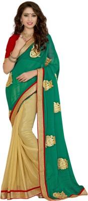 Sushma Printed Daily Wear Chiffon Sari
