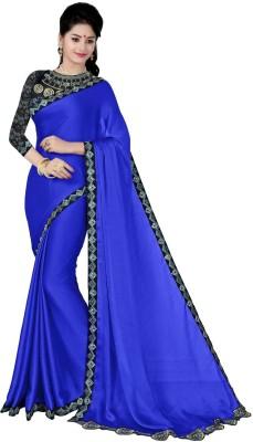 FabDesire Embriodered Bollywood Georgette Sari