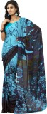 Triveni Printed Fashion Satin, Chiffon, ...