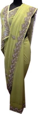 Kyra Designer Studio Embellished Fashion Georgette Sari