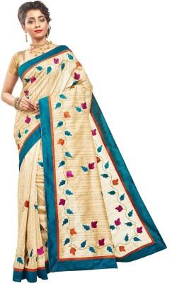 RBSarees Self Design Fashion Silk Sari