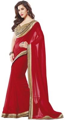 Apnisha Embellished Fashion Chiffon Sari