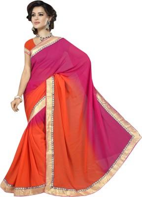 RA Self Design Fashion Georgette Sari