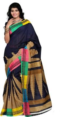 Morli Self Design Daily Wear Silk Sari