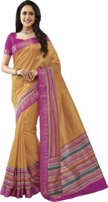 Tagbury Printed Fashion Art Silk Sari