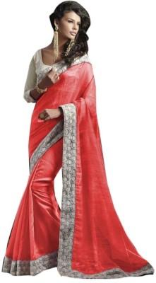 Viva N Diva Self Design Bhagalpuri Art Silk Sari