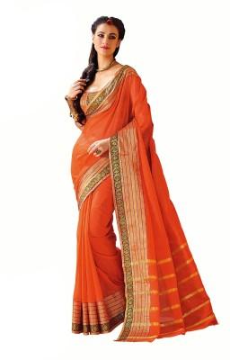 Ishin Woven Fashion Cotton Sari