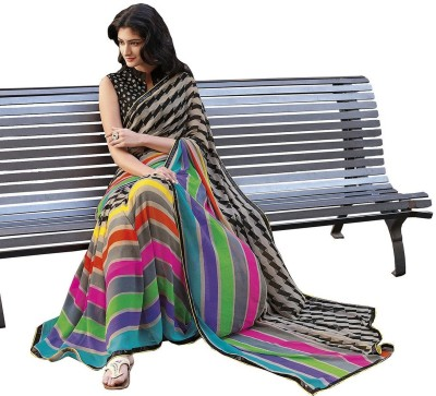 Rassam Self Design Fashion Art Silk Sari