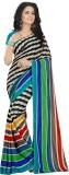 Heena Striped, Printed Bollywood Georget...