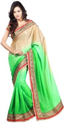 Kintu Designs Pvt. Ltd. Embriodered Fashion Silk Sari