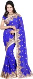 Bunny Sarees Embroidered Bollywood Georg...