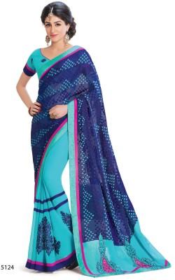 Ridham Sarees Self Design Fashion Brasso Fabric Sari