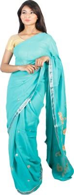 Ak designs Self Design Bollywood Cotton Sari
