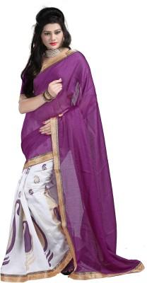 Fashion Designer Sarees Printed Fashion Handloom Art Silk Sari