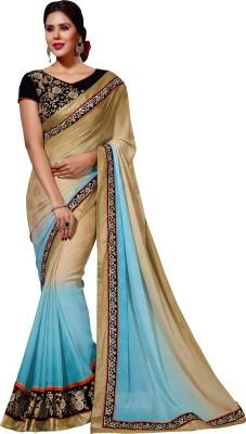 Crafts N Culture Self Design Fashion Jacquard Sari