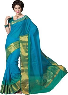 Srinidhi Silks Self Design Bollywood Raw Silk Sari