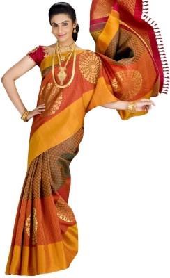 Sudarshan Silks Printed Silk Sari