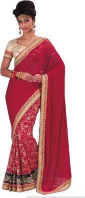 Leemboodi Embriodered Fashion Silk Sari