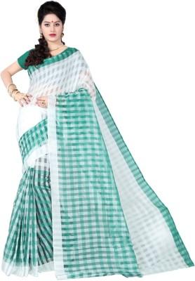 LaazreeFashion Floral Print Bollywood Silk Sari