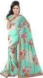 G3 Fashions Printed Daily Wear Georgette...