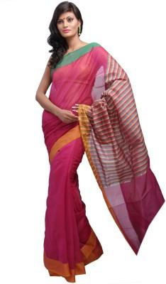 9rasa Checkered Banarasi Cotton Sari