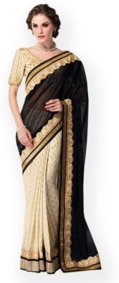 Vidya Fashion Embriodered Fashion Chanderi Sari