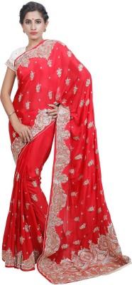 Adaab Embriodered Bollywood Georgette Sari